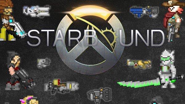 Overwatch hace acto de presencia en Starbound