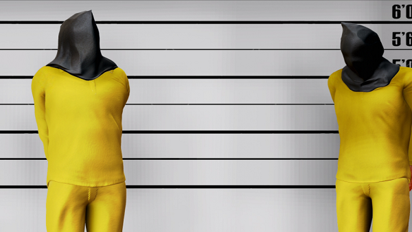Camp Bucca: Un videojuego que denuncia la tortura y abuso a presos iraquíes