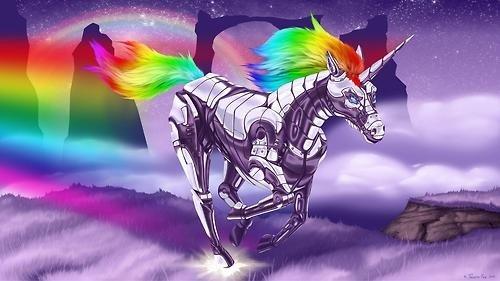 Somos unicornios molones