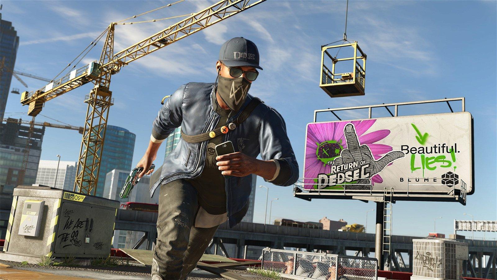 Watch Dogs 2: Ubisoft regalará el juego a los mejores hackers