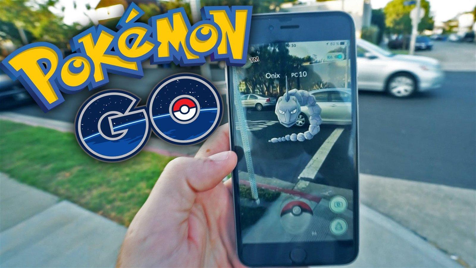 Pokémon GO provoca el atropello de una anciana