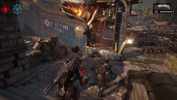 Gears of War 4 presenta Impact, su nuevo mapa