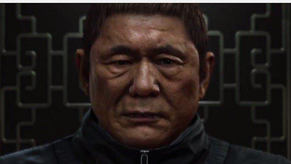 Yakuza 6: El director japonés Takeshi Kitano muestra a su personaje