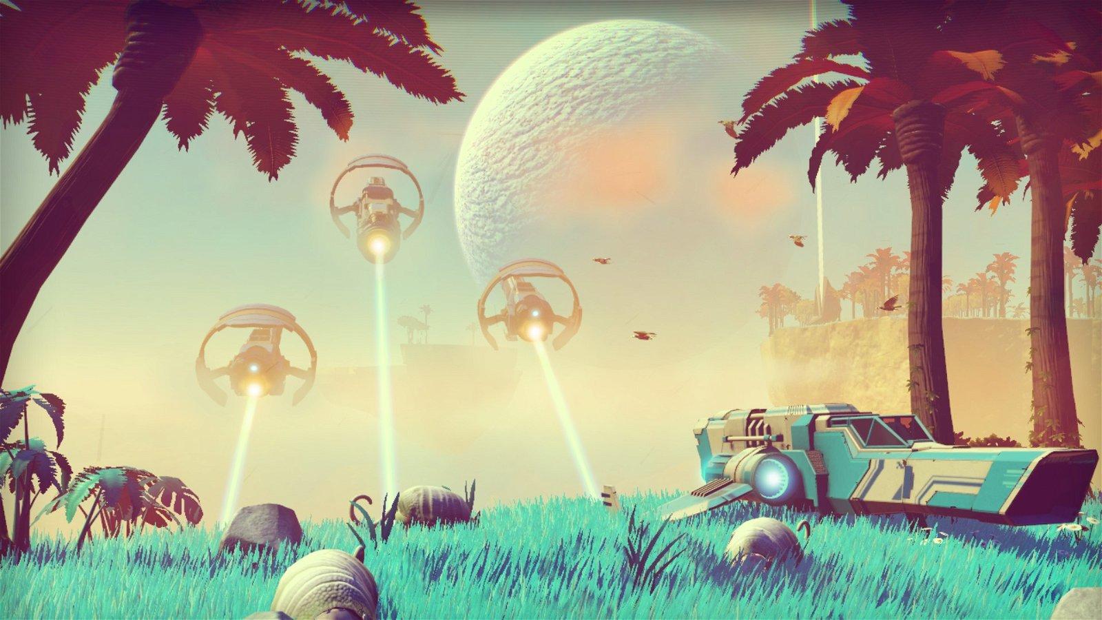 No Man's Sky: Claves básicas para explorar eficientemente