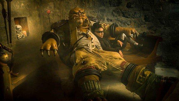Star Wars: El Despertar de la Fuerza tiene un cosplay de Grummgar que supera la ficción