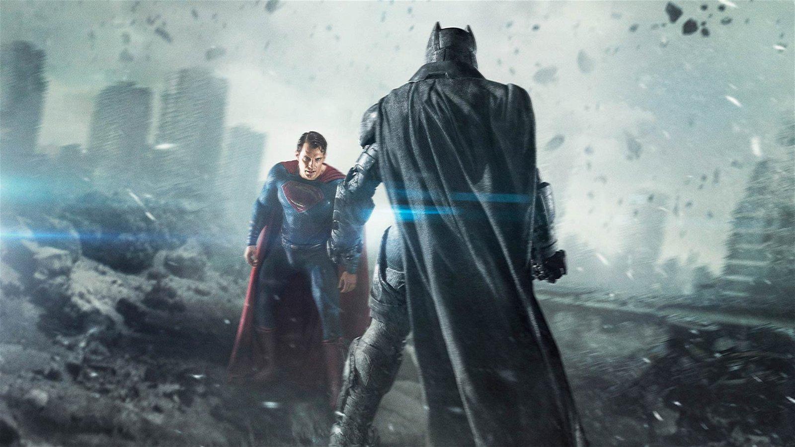 Marvel se burla otra vez de Batman v Superman por la escena de Martha