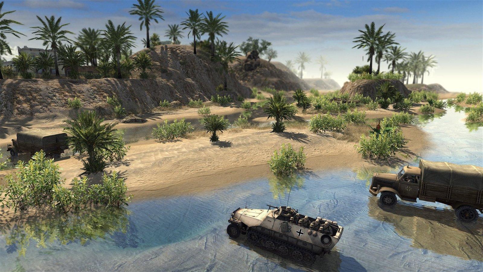 Men of War tendrá un remake en PC el 25 de agosto