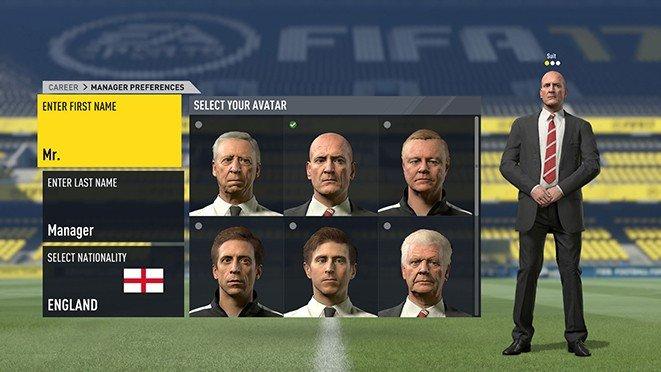 FIFA 17 muestra las novedades del Modo Carrera