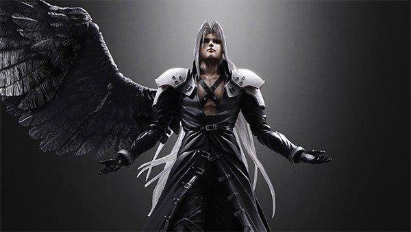 Final Fantasy VII tiene una nueva figura de Sephiroth