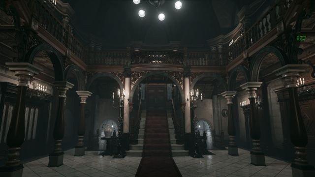 Resident Evil: Un fan reconstruye la mansión del juego en Unreal Engine 4