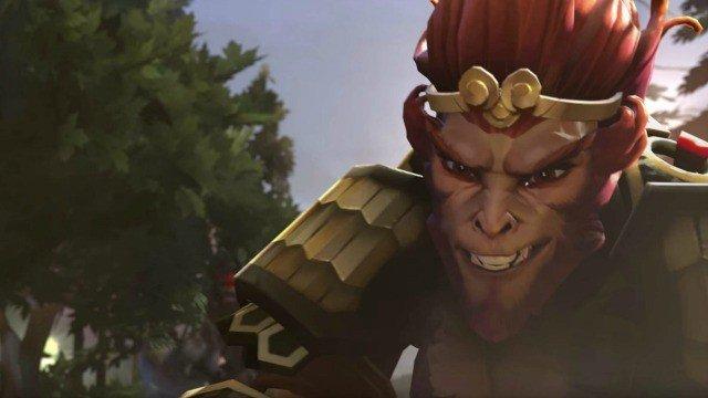 E-SPORTS: Sun Wukong, el Rey Mono, también se unirá a Dota 2