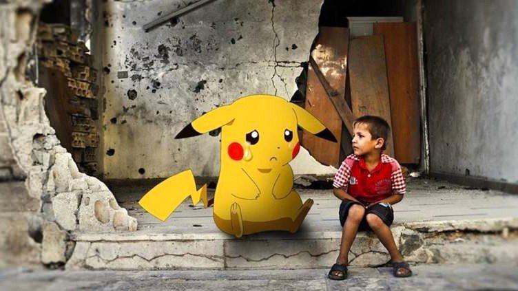 Pokémon GO: Los niños sirios piden ayuda a los usuarios del juego