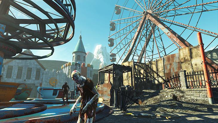 Fallout 4: El arte conceptual del juego de Bethesda