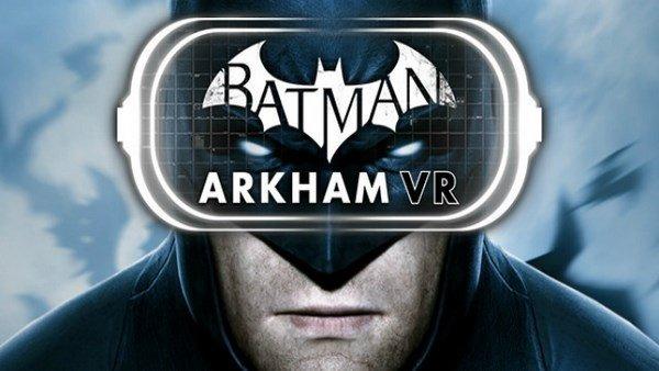 Batman: Arkham VR también podría ser exclusivo temporal de PlayStation VR