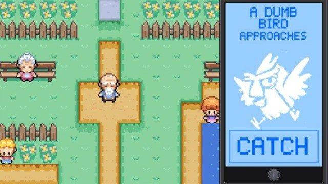 Pokémon GO: Ya puedes ver la aplicación con los ojos de un anciano gracias a este juego
