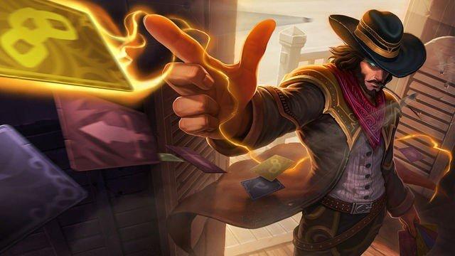 League of Legends: Un bug en el personaje Twisted Fate lo deja fuera de servicio