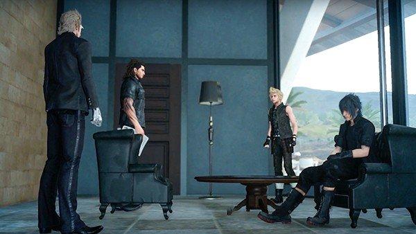 Final Fantasy XV: nuevos detalles sobre su duración, mundo abierto y partes lineales