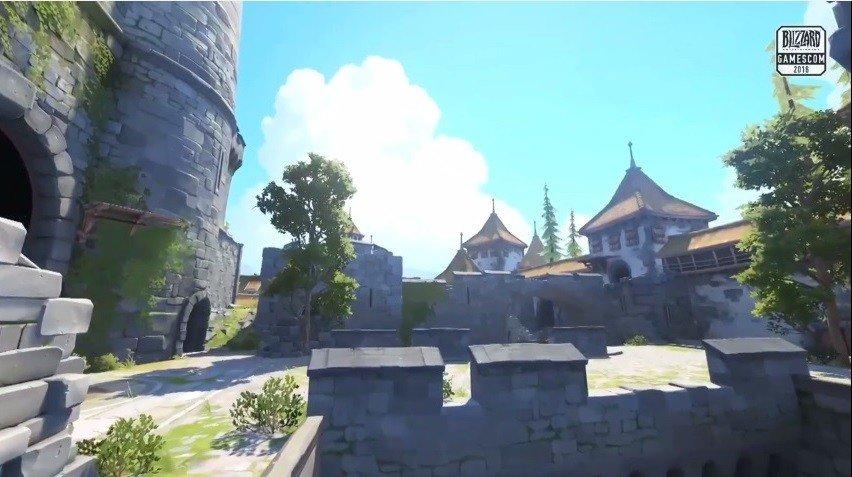 Overwatch: Nuevos detalles sobre su mapa Eichenwalde