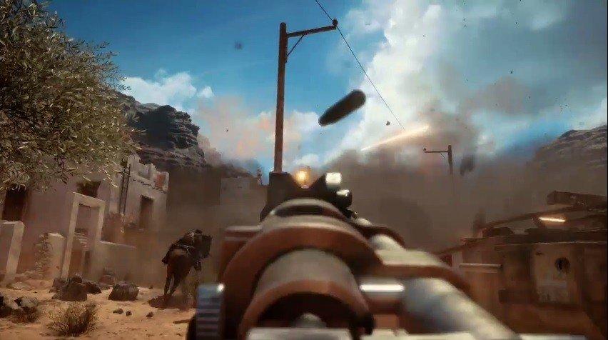 Gamescom 2016: Battlefield 1 muestra su modo multijugador