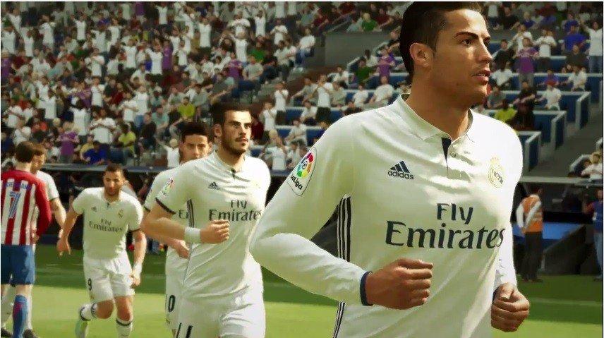 FIFA 17 saca pecho por La Liga en su nuevo tráiler