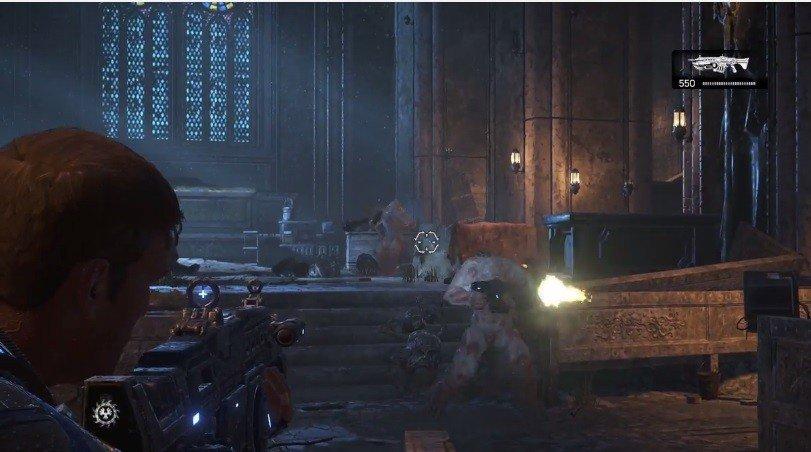 Gears of War 4: Encuentran su primer easter egg