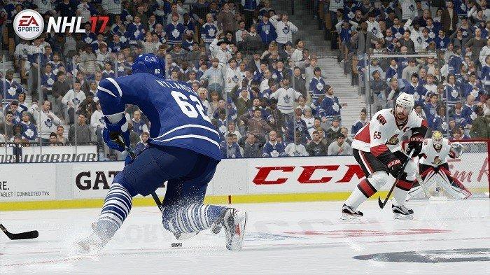 Gamescom 2016: NHL 17 se muestra en un nuevo tráiler