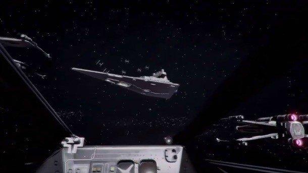 Gamescom 2016: La misión VR de Star Wars: Battlefront se ambientará en la película Rogue One