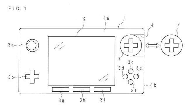La cruceta de Nintendo NX también podría desacoplarse del mando