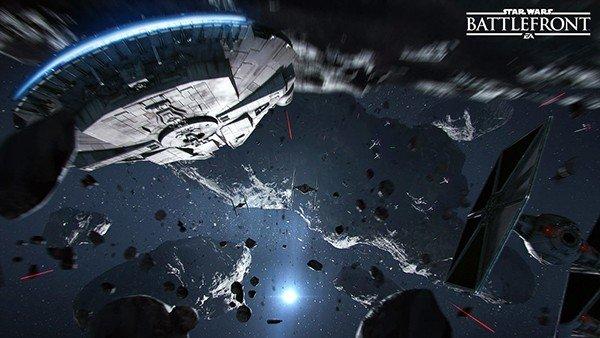 Star Wars Battlefront 2 será más grande y abarcará varias eras
