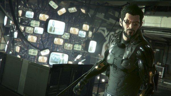 Deus Ex: Mankind Divided revela mucho de la vida del protagonista con tan solo examinar su casa