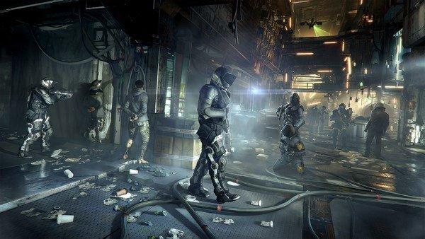 AlfaBetaTOP: Deus Ex: Mankind Divided lidera la lista de los videojuegos más populares