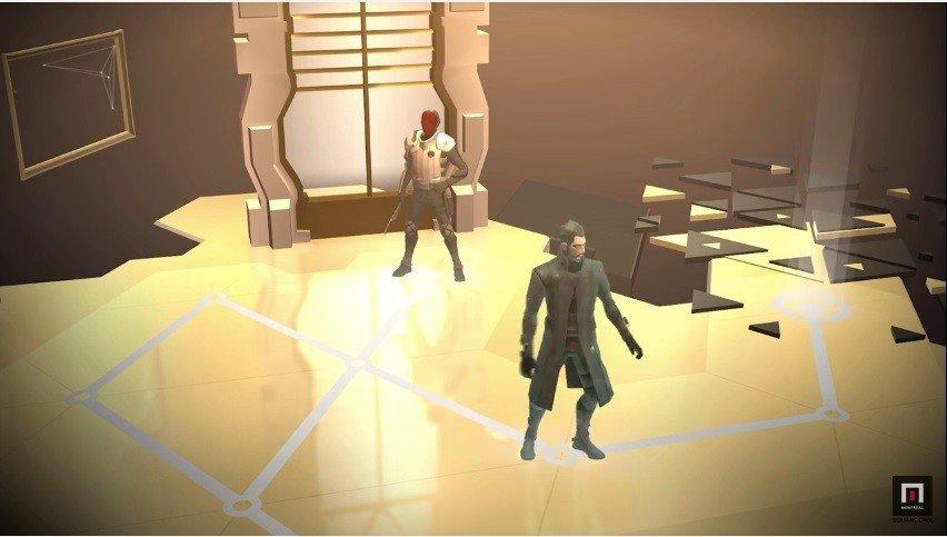 Deus Ex Go ya está disponible para tu Smartphone o Tablet