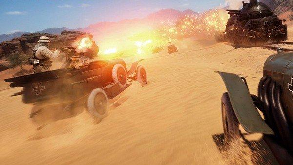 Battlefield 1: La beta abierta no requiere PlayStation Plus