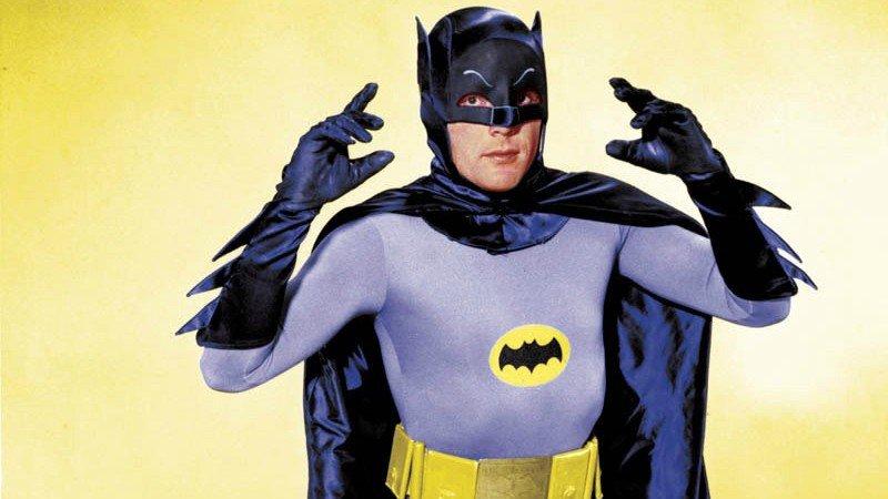 Batman recuperará la voz de Adam West en una nueva película animada