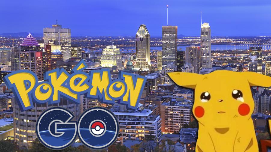 Pokémon GO: Un usuario dejó sin el juego a todo un país