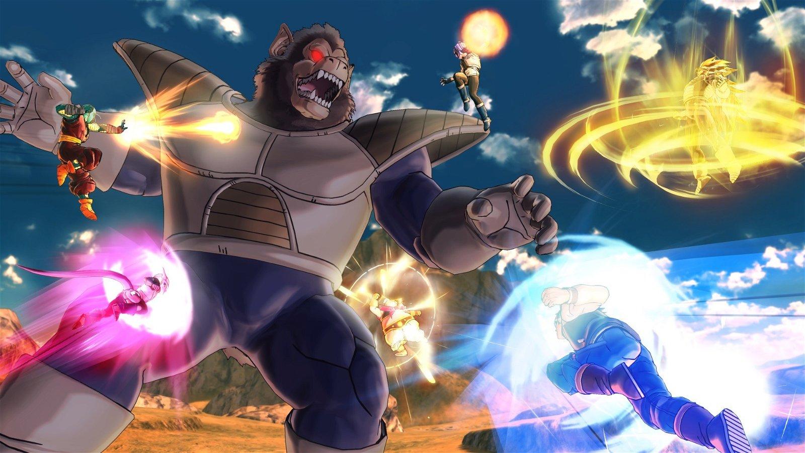 Dragon Ball Xenoverse 2 enseña su primer Tutorial de Misión Experta