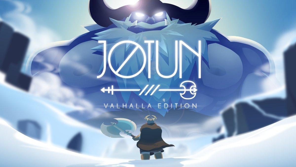 Jotun, el juego pintado a mano, llegará en septiembre a consolas