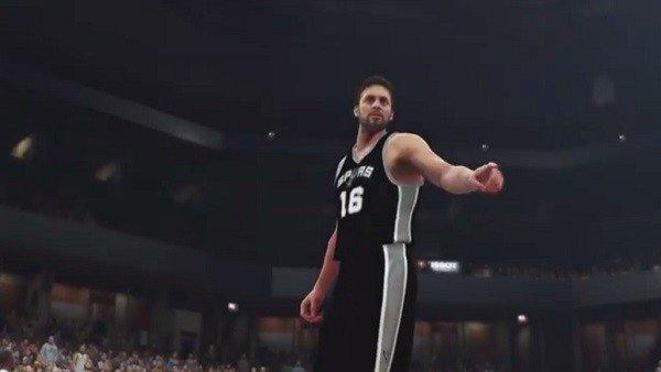 NBA 2K17 presenta su nuevo tráiler llamado 'Friction'