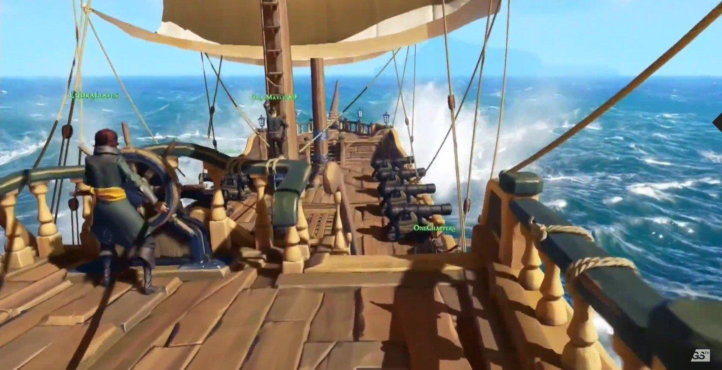 Sea of Thieves: Rare habla sobre los avances del juego