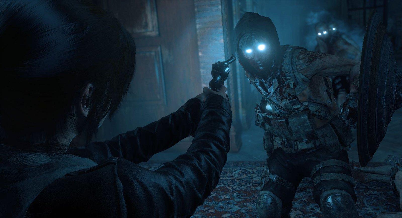 Rise of the Tomb Raider muestra su modo zombis en acción