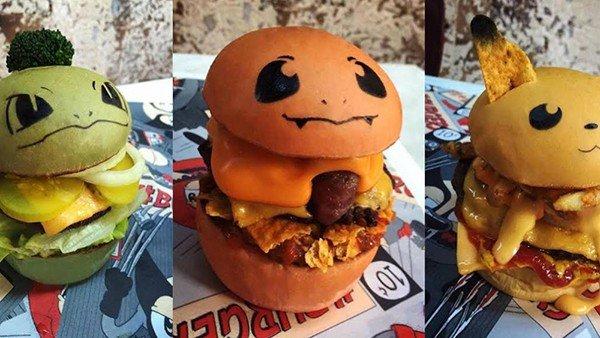Las Pokéburgers ya son una realidad