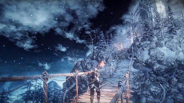 Dark Souls 3 presenta el tráiler de Ashes of Ariandel, su primera expansión