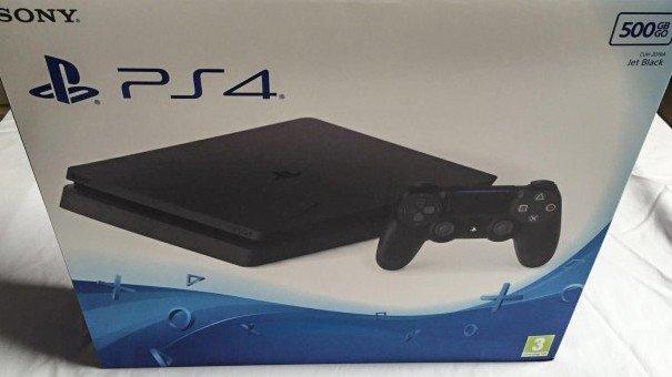 PlayStation 4 Slim se subasta en eBay a precios desorbitados