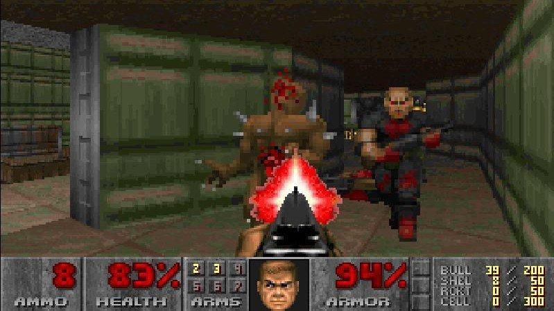 No Man's Sky se pasa a Doom 2 gracias a este mod