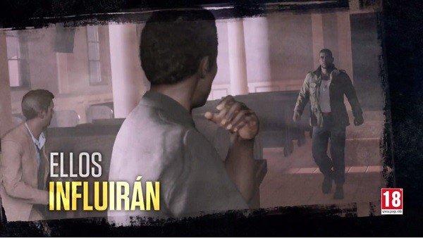 Mafia 3 presenta al padre James y a Donovan, los mentores de Lincoln Clay