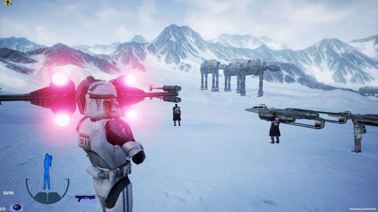 Star Wars: Electronic Arts explica por qué se detuvo el juego hecho por fans