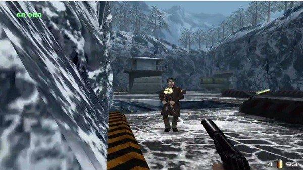 GoldenEye 007 revela 30 minutos de gameplay del juego que nunca llegó a Xbox 360