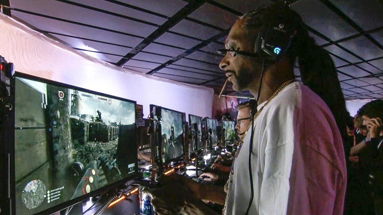Call of Duty XP: Snoop Dogg se cambia de bando