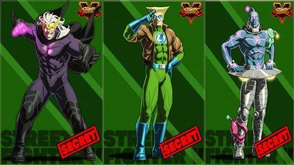 Street Fighter 5 pudo contar con skins de superhéroes