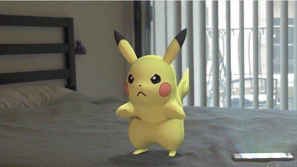Pokémon GO llega a la vida real para buscar venganza